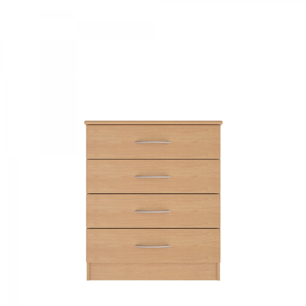 Brampton 4 Drawer Wide Chest