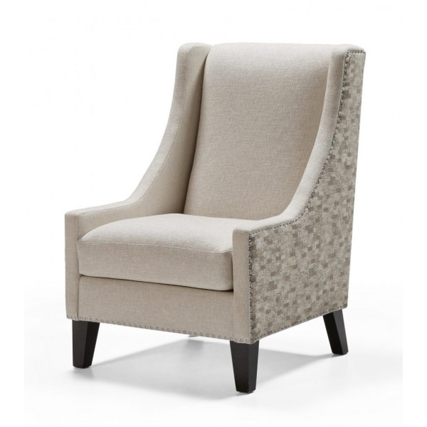Haddon High Back Armchair