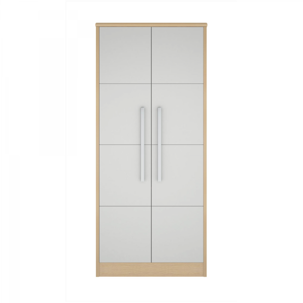 Litton Double Wardrobe