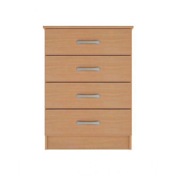 Moreland 3 Drawer Bedside Cupboard
