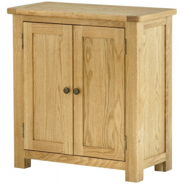 Cavendish Oak 2 door Cabinet
