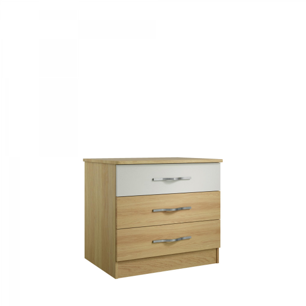 Overton 3 Drawer Chest