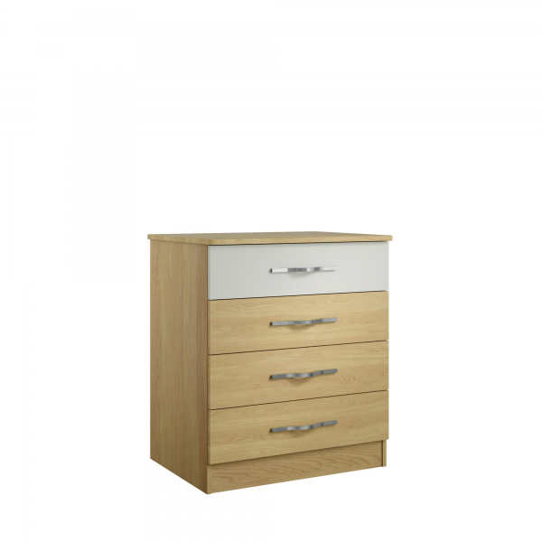 Overton 4 Drawer Chest