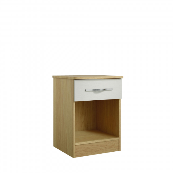 Overton 1 Drawer Bedside