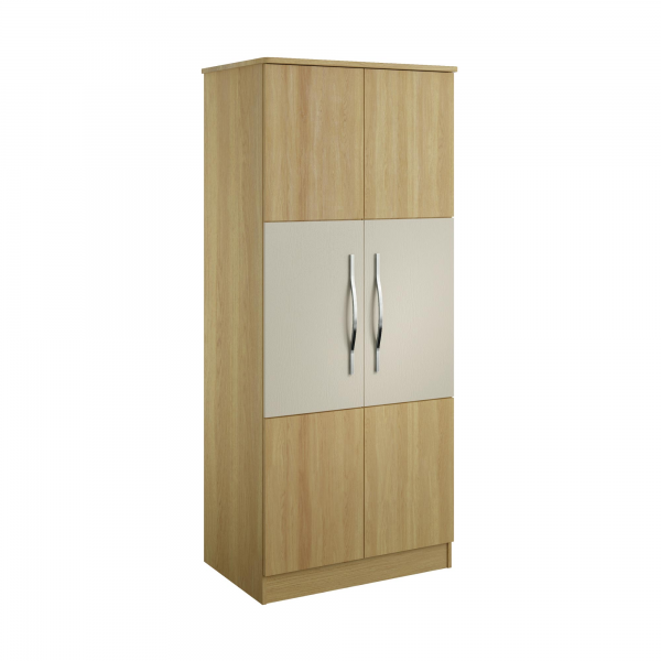 Overton Double Wardrobe