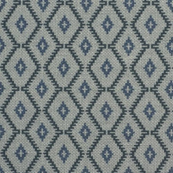 Pencil Pleat Curtains Kinloch indigo