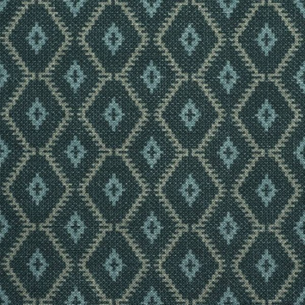 Pencil Pleat Curtains Kinloch teal