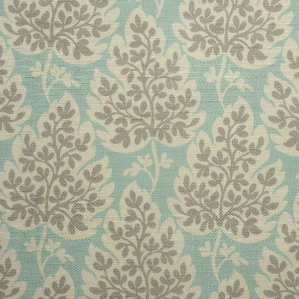 Pencil Pleat Curtains Cassley Duck Egg