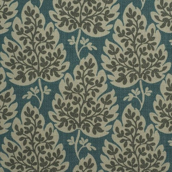 Pencil Pleat Curtains Cassley Teal