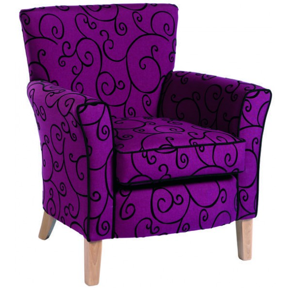 Ashton Mid Back Armchair