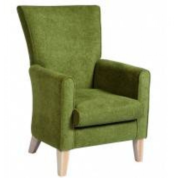 Bradley High Back Armchair