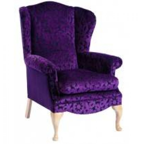 Barlborough Wing Chair