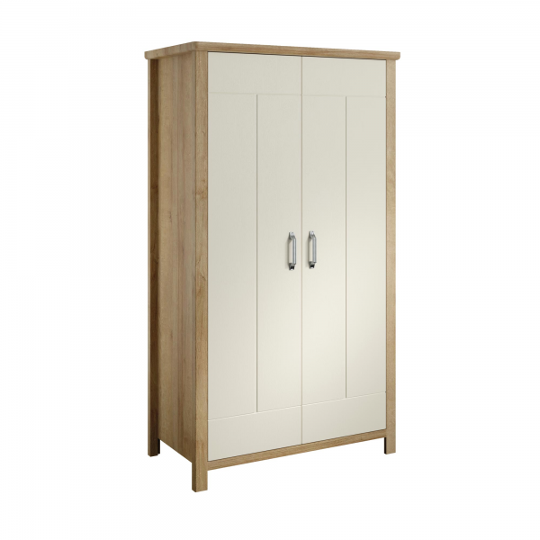 Sherwood Wide Double Wardrobe