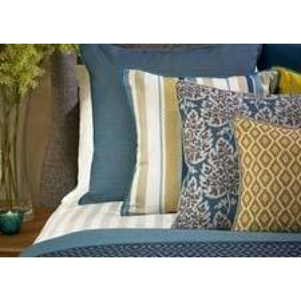 Pencil Pleat Curtains Lomond Teal
