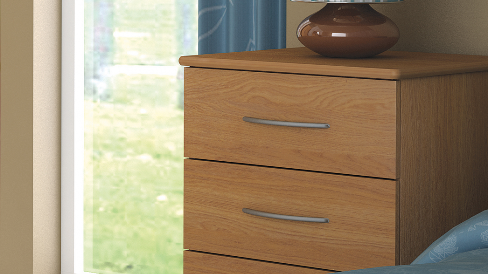 Quality care home bedroom furniture built to last.