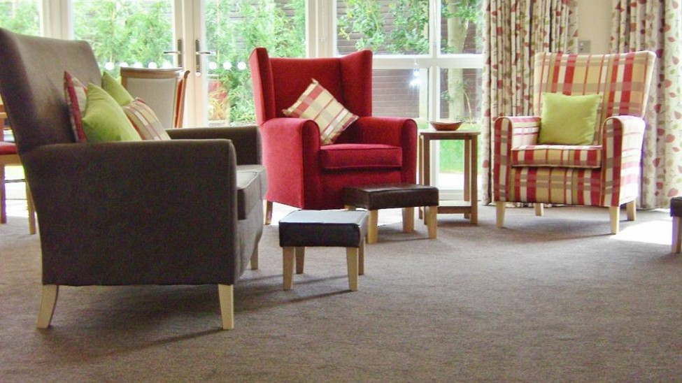 Wing Armchairs For Care Homes